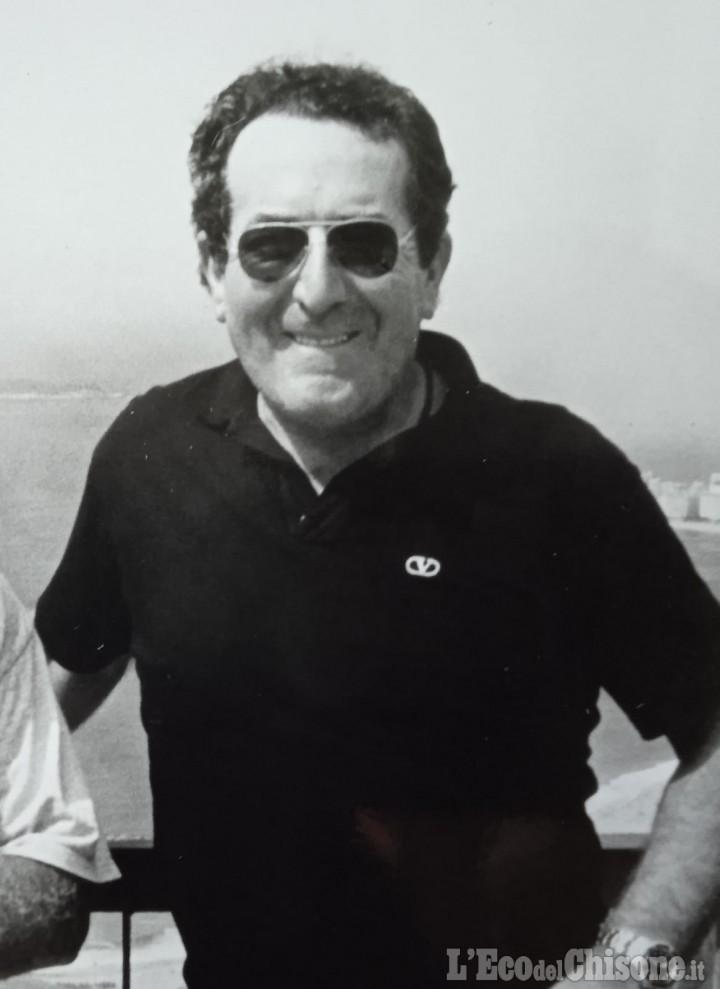 Paesana dice addio al maresciallo Fontana