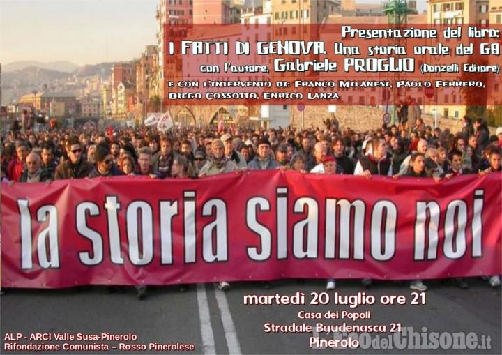 Pinerolo: G8 di Genova vent'anni dopo, una serata per raccontare.
