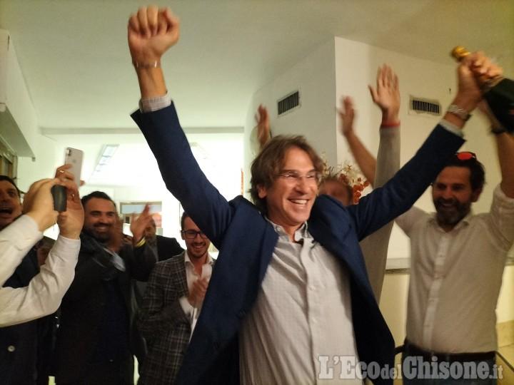"""Tolardo annuncia la sua vittoria: """"Gli elettori di Nichelino più maturi di quello che alcuni pensavano"""""""