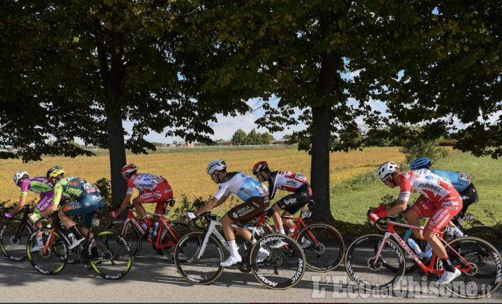 Giro d'Italia, chiusure a None dalle 10:30 e passaggio alle 13:05