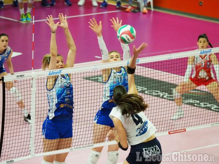 Volley serie A2 donne, Pinerolo esulta: battuta Ravenna, sarà finale per la promozione