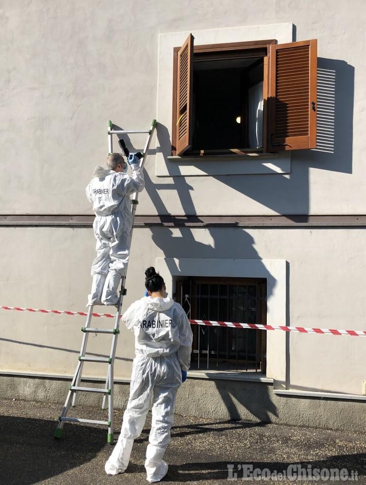 Omicidio di Piossasco, oggi l'autopsia all'architetto ucciso dai ladri in via del Campetto