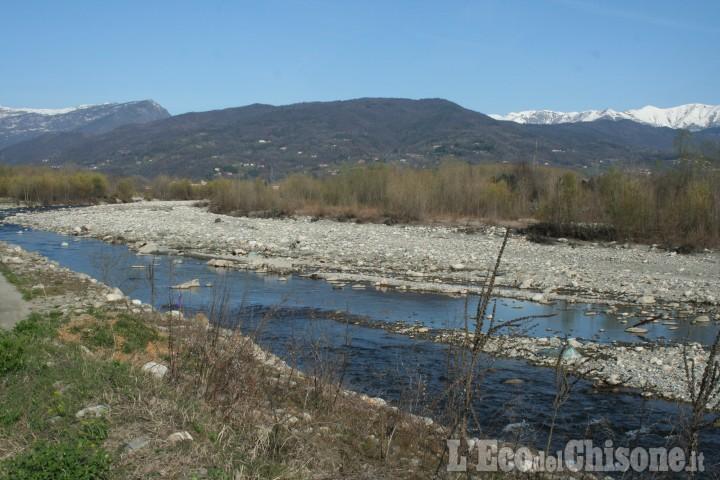 Regione Piemonte e Aipo: riparte la pulizia degli alvei anche nel Pellice e nel Chisone