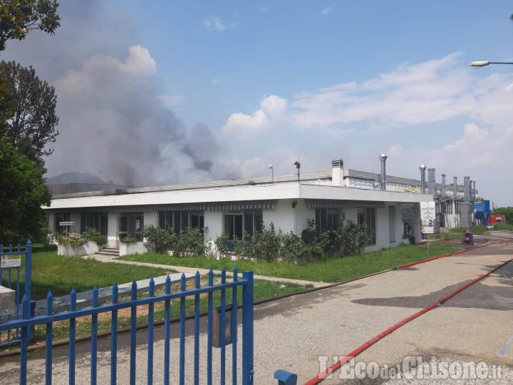 Incendio di Roletto: il Comune comunica ai cittadini i risultati dell'Arpa
