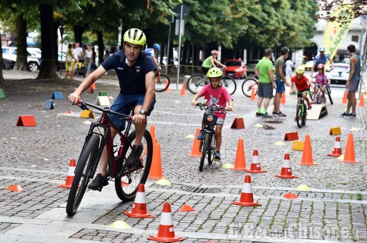Pinerolo, parte la Scuola di ciclismo per i più piccoli sabato 5 con Jacopo Mosca