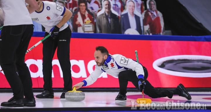 Curling, Italia in piena lotta per il pass olimpico ai Mondiali canadesi