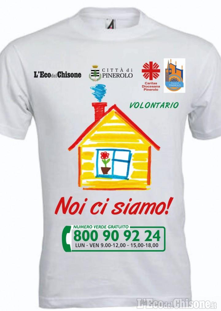 Pinerolo: il numero verde 800 90 92 24 e un esercito di volontari in aiuto alla città