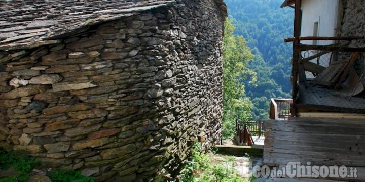 Costruire in montagna: corso gratuito a Ostana