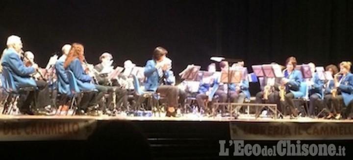 """Nichelino: anche la Banda Puccini per la raccolta fondi de """"Il cammello"""""""