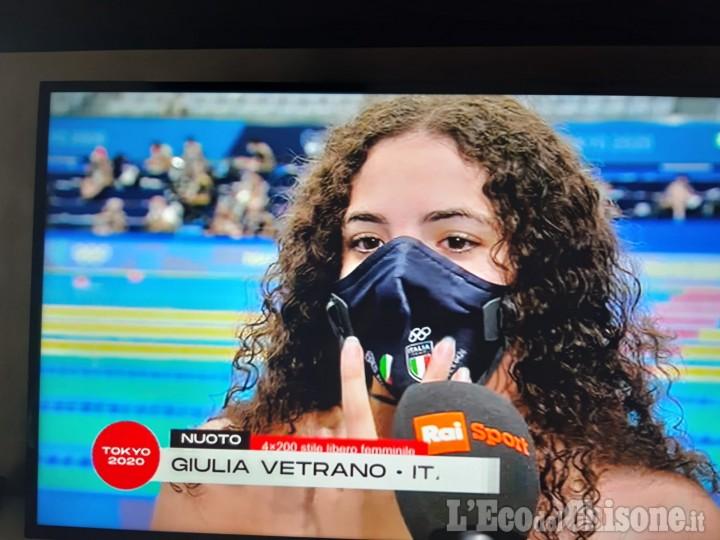 Nuoto, Tokyo 2020: Giulia Vetrano chiude la sua prima Olimpiade, grande esperienza ma staffetta azzurra squalificata