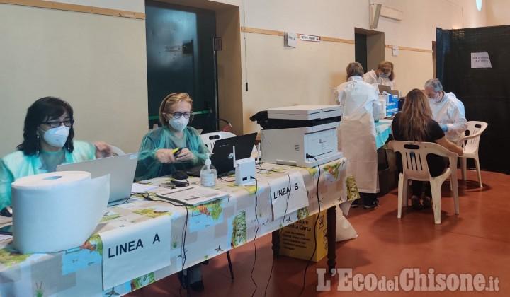 Valle Po Covid-free: da lunedì vaccini anche ai non residenti
