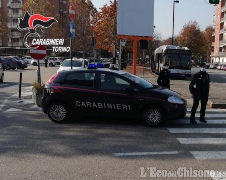 Orbassano: denunciato pusher itinerante, si spostava in pullman per evitare i controlli