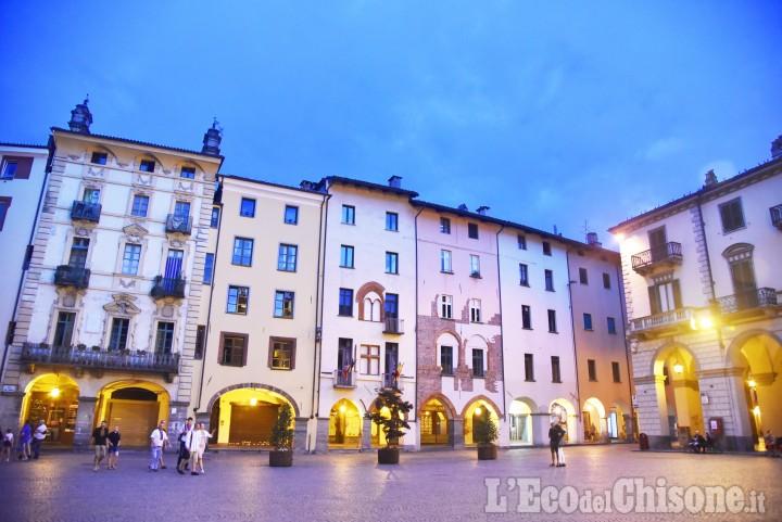 Pinerolo: internet gratuito in piazza del Duomo