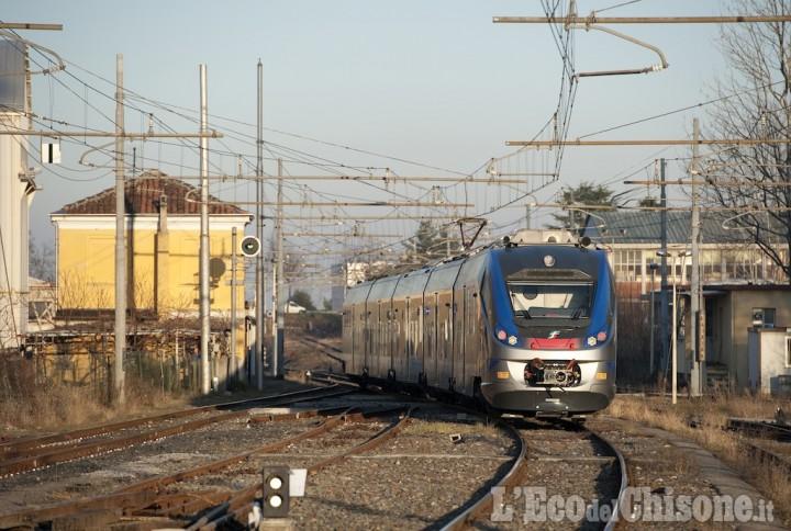 Ferrovia: ieri segnali e passaggi a livello in tilt, caos sulla Torino-Pinerolo