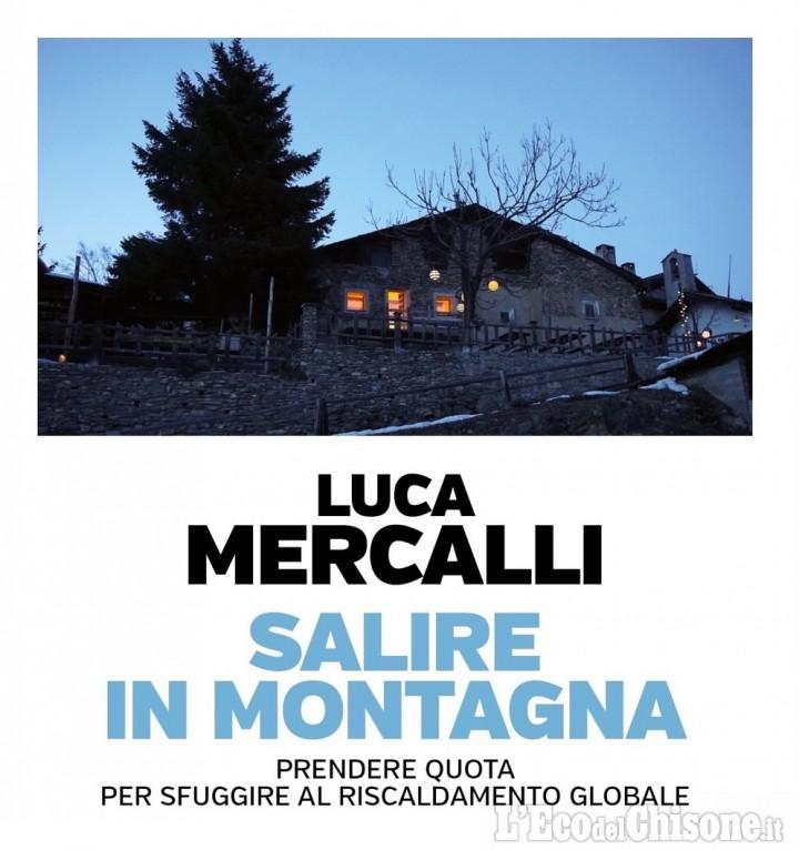 Il meteorologo Luca Mercalli apre la Settimana della montagna di Pomaretto