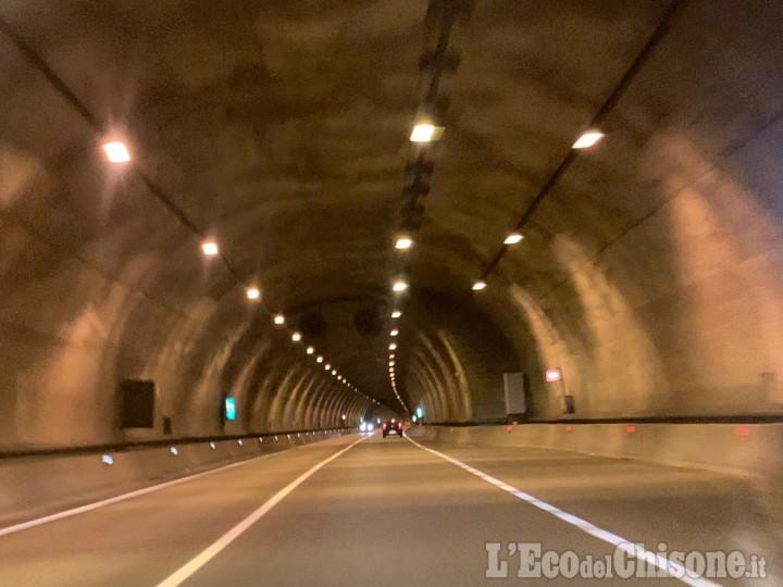 Val Chisone: gallerie di Porte chiuse alla viabilità dal 26 al 30 luglio