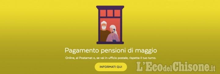 Poste: maggiori aperture per il pagamento delle pensioni