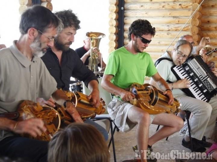 Pragelato: musica e danze occitane alla Festa della Ghironda
