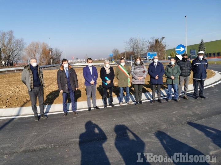 Rivalta: da lunedì via libera alla nuova rotonda del Sito Interporto