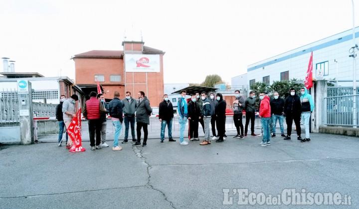 Raspini, in sciopero una ventina di lavoratori