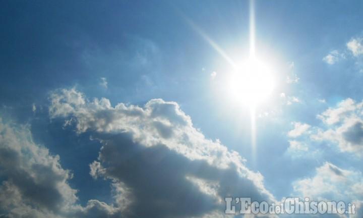 Previsioni 21-23 maggio: veloce perturbazione, per il resto molto sole e poco caldo