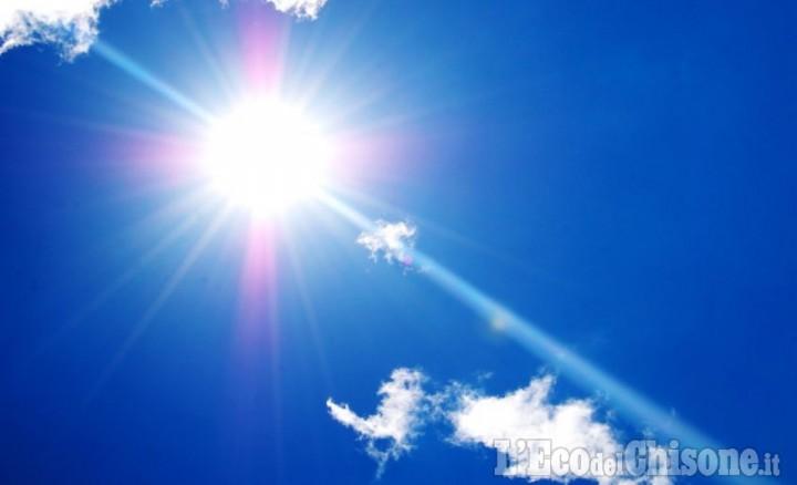 Previsioni 28-29 agosto: molto sole ma ben poco caldo!