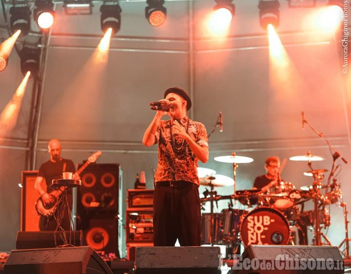 Il 25 agosto Subsonica in concerto a Villafranca
