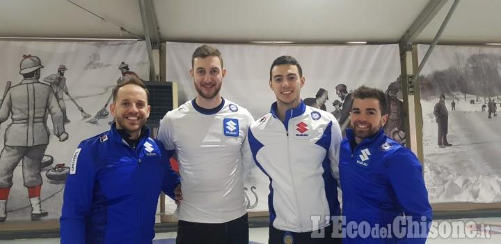 Curling, Italia targata Pinerolo 1ª nel prestigioso torneo di Mosca
