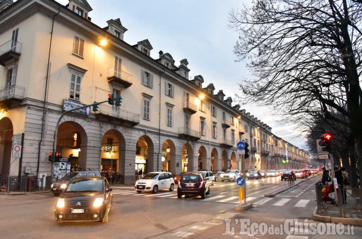 Pinerolo: dal 23 marzo limiti di circolazione ai veicoli Euro 4