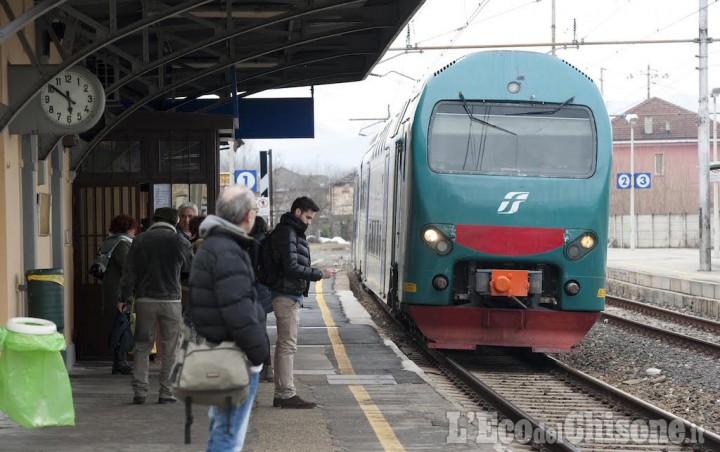 Ferrovia, oggi tavolo di lavoro in Regione: si parla della Torino-Pinerolo