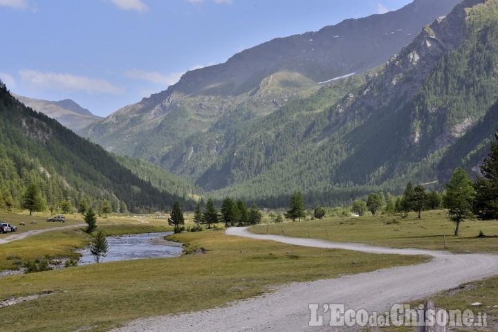 Valle Argentera: il pedaggio sulla strada comunale in vigore dal 19 giugno