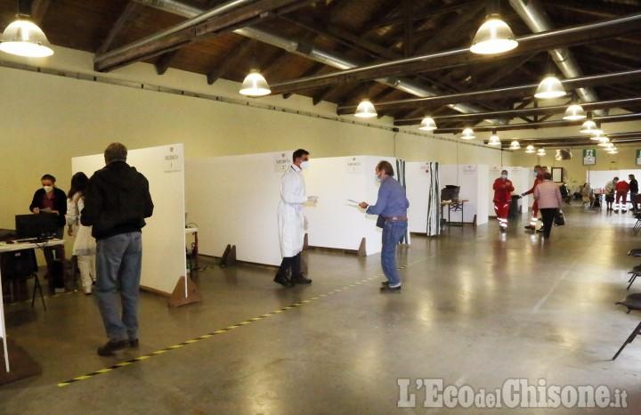 Vigone, vaccinazioni in corso al Museo del Cavallo