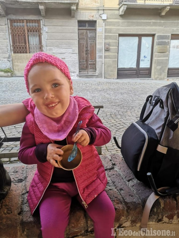 Villafranca, una bici per Amy grazie ad una generosa raccolta fondi