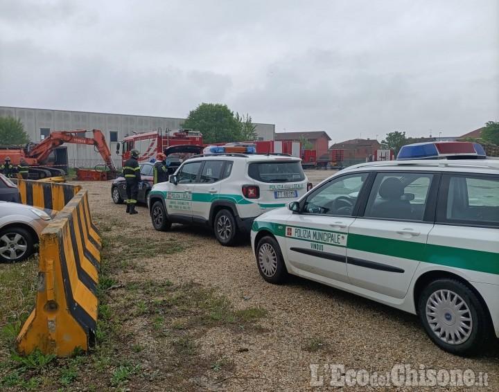 Incidente sul lavoro a Vinovo: 56enne muore schiacciato dalle lamiere di un container