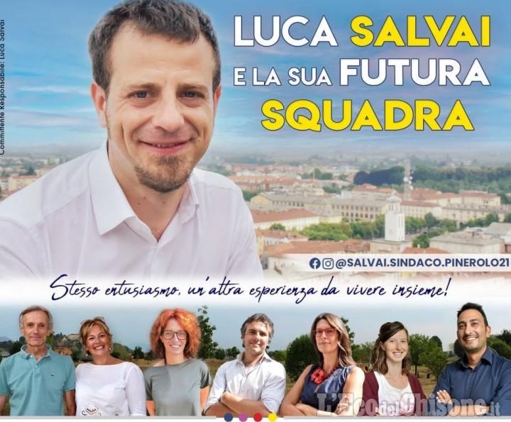 Elezioni Pinerolo: Salvai e la sua (ipotetica) giunta si confrontano con gli elettori