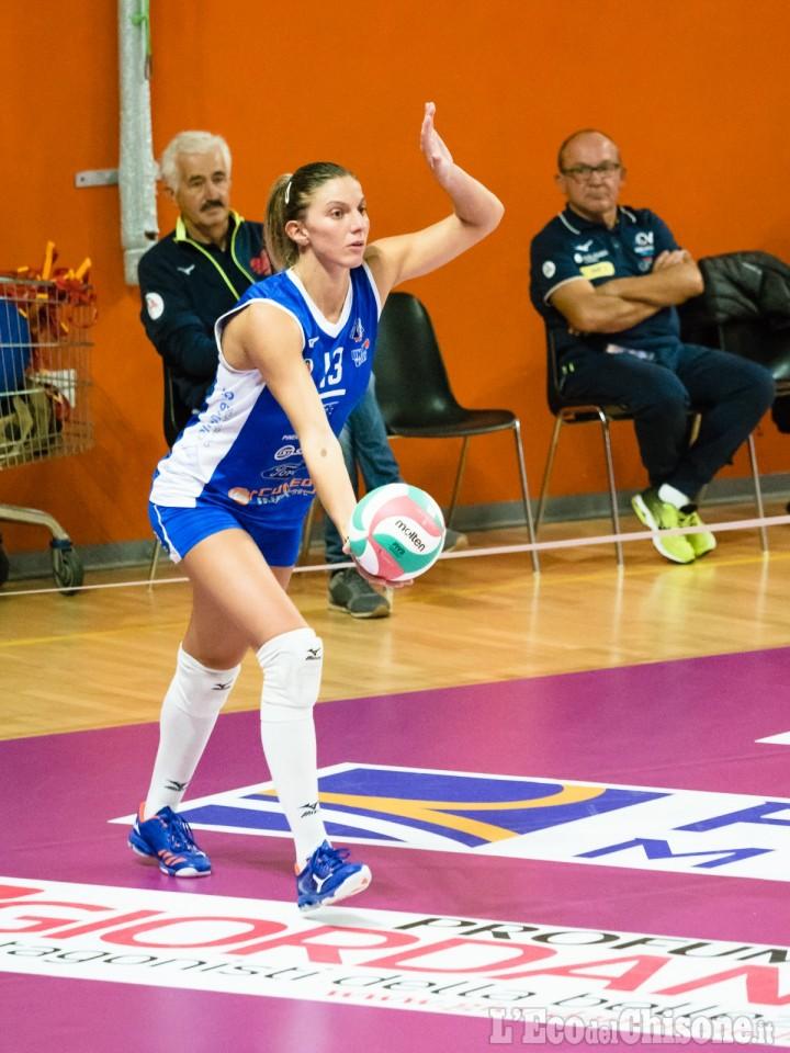 Volley serie A2, a Pinerolo giovedì sera con ospite Hermea Olbia
