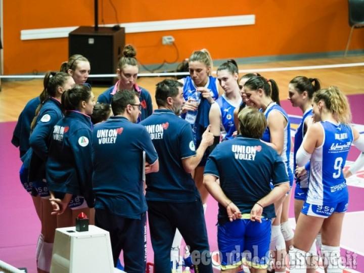Volley serie A2 femminile, Pinerolo ancora in casa: riceve Sassuolo