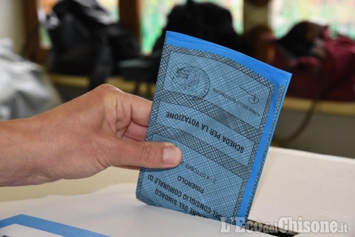 Elezioni Pinerolo, i dati ufficiali confermano: sarà ballottaggio Salvai-Berti