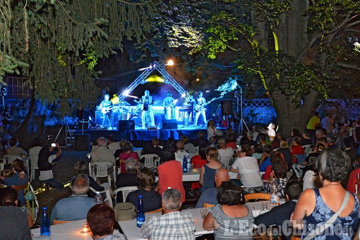 Perosa: torna il festival Woodrock con costine e musica dal vivo