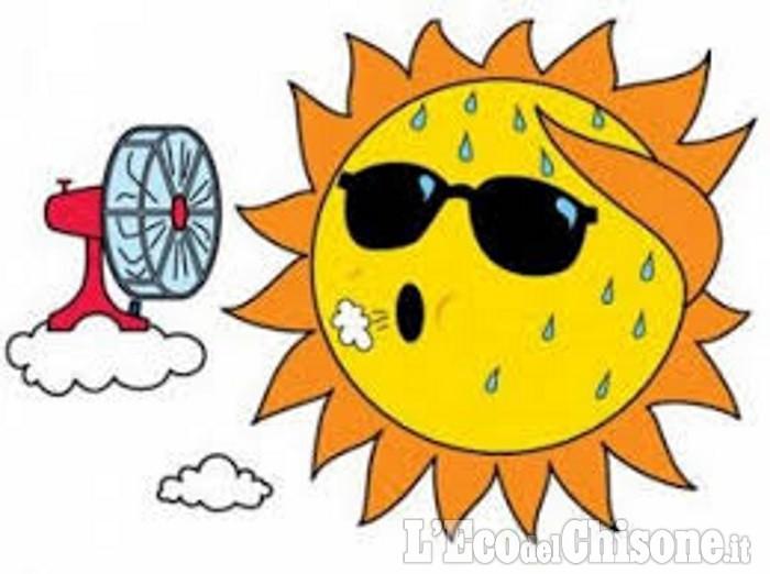 Meteo: inizio settimana meno caldo e più temporalesco