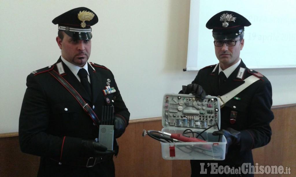 Svaligiano casa con la tecnica del key bumping, otto arresti