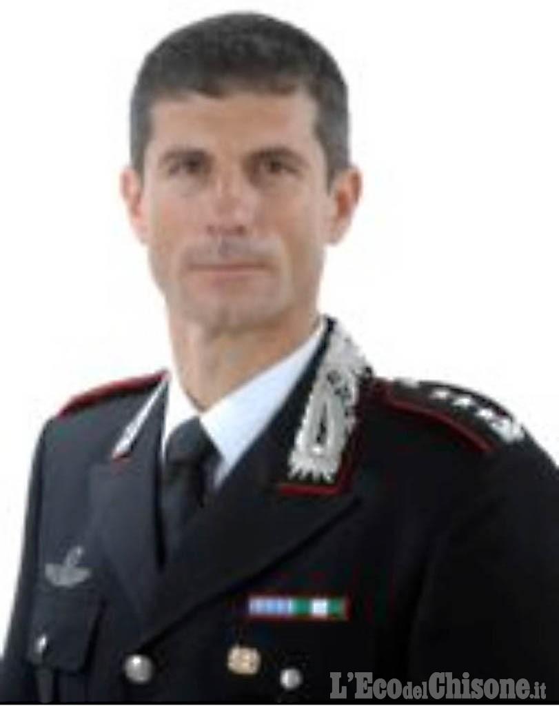 Carabinieri Il Colonnello De Santis Nuovo Comandante