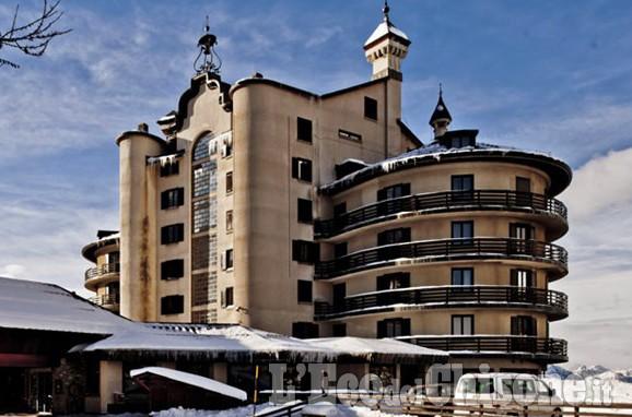 Furto in albergo lusso a Sestriere