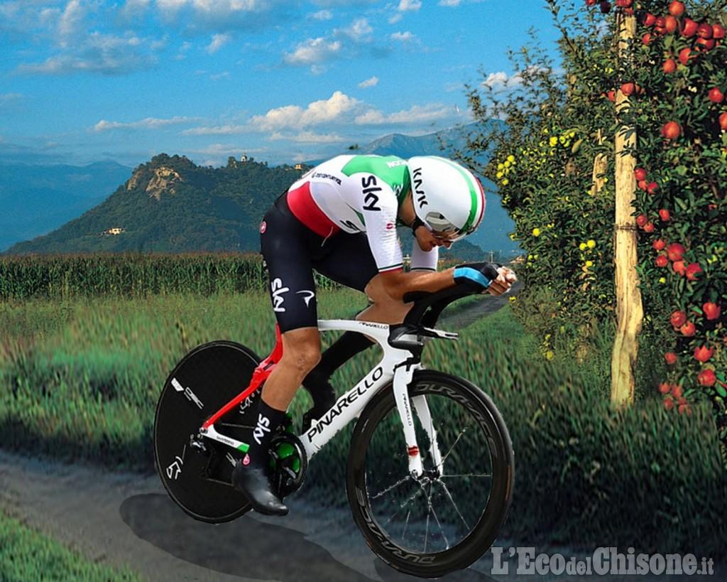 Ciclismo, tricolore cronometro: Moscon si conferma campione italiano