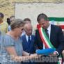 Foto Gallery: Frossasco : cittadinanza onoraria a Michele Colombino