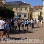 """Foto Gallery: Bagnolo: camminata solidale per la """"Bertone"""""""
