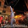 Foto Gallery: Torre Pellice: flash mob contro la violenza sulle donne