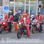 Foto Gallery: Pinerolo: raduno di Babbi Natale per i bambini del Ospedale Regina Margherita di Torino