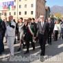 Foto Gallery: Cumiana: corteo commemorazione dell'eccidio del 3 Aprile del'44