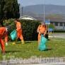 Foto Gallery: Roletto :Giornata ecologica pulizia in paese